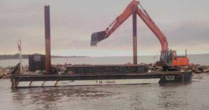 TM Havn: Stort projekt i Lohals afsluttet
