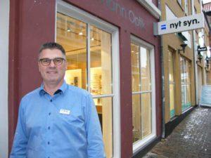 Ny ejer af Nyt Syn i Svendborg var ikke i tvivl