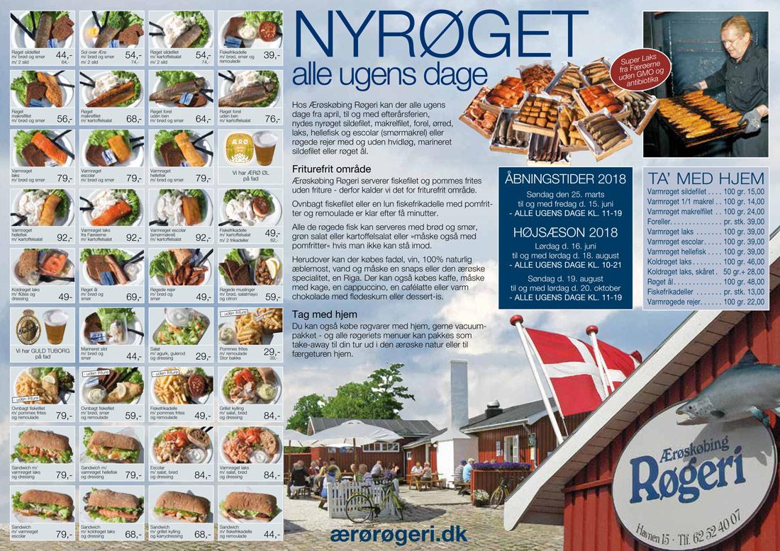 Besøg Ærøskøbing Røgeri