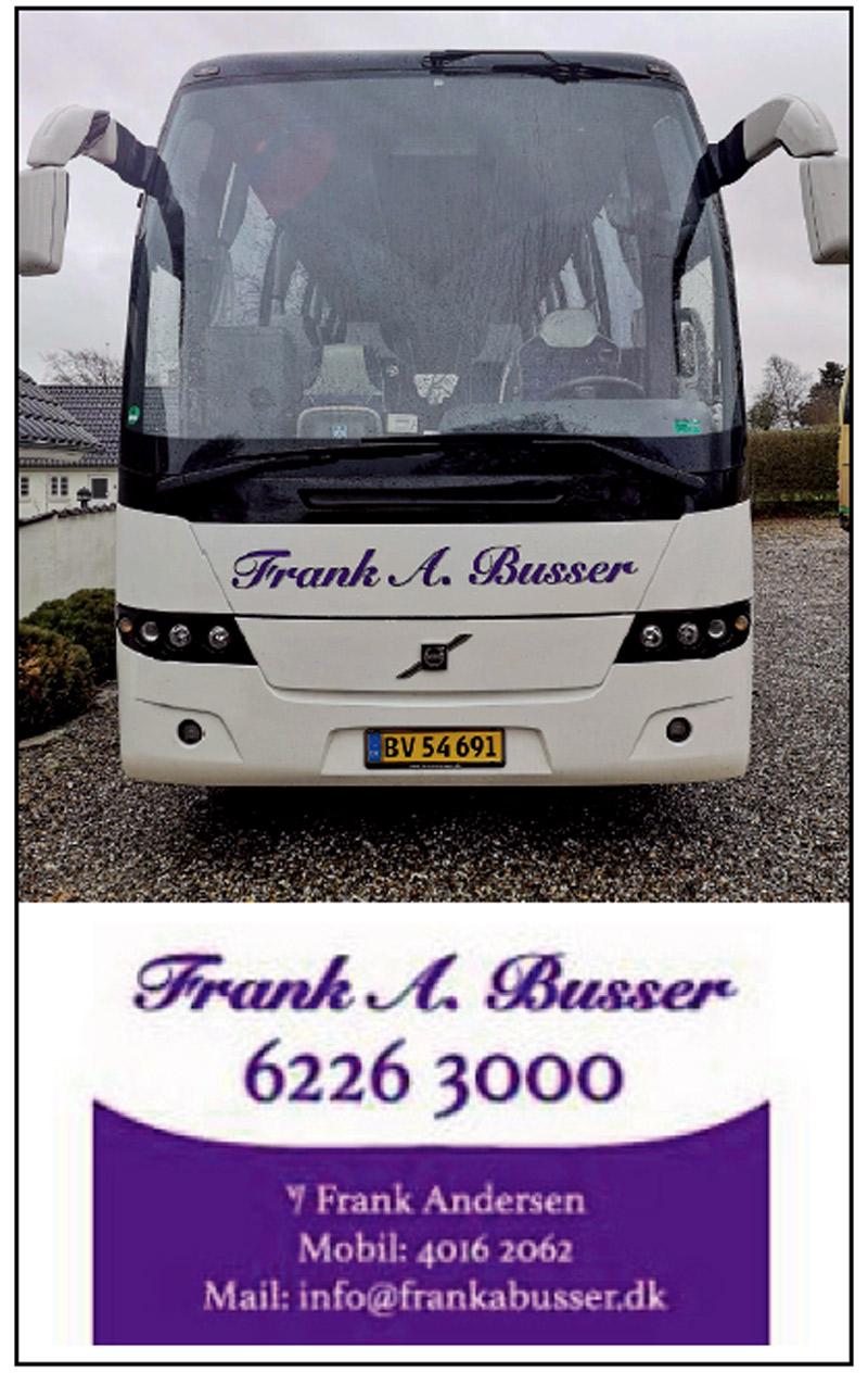 Frank A. Busser